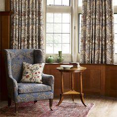 William Morris fabrics