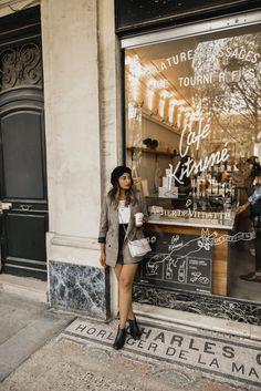 43b35cc07415 20 najlepších obrázkov z nástenky Parížsky štýl v roku 2019