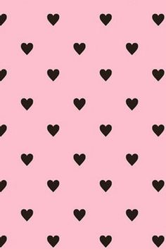 Cute black and pink wallpaper cute black wallpaper, phone wallpaper pink,. Cute Black Wallpaper, Pink Wallpaper Backgrounds, Cute Tumblr Wallpaper, New Wallpaper Iphone, Cute Wallpaper For Phone, Heart Wallpaper, Cute Wallpapers, Pink Wallpaper Hello Kitty, Pink Iphone