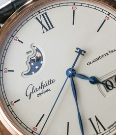Glashütte Original Senator Excellence Panorama Date and Moon Phase Watches Hands-On Debut