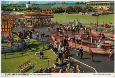 Bultin's Mosney: The Amusement Park: John Hinde PC #3M010 pu 1974 Listing in the Essex,England,Topographical,Postcards,Collectables Category on eBid United Kingdom
