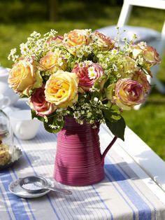 Sommer Blumen-Deko 1
