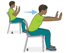 10 Exercises to Get You Fit While You Sit: Diabetes Forecast®