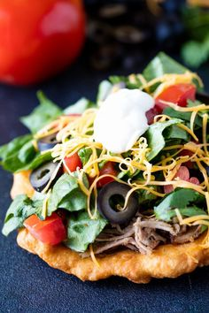Authentic Indian Fry Bread is a beloved tradition in the Western United States. Serve it up savory as Navajo Tacos or go the sweet side and serve it up with a little honey butter and powdered sugar.