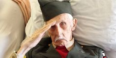 98-Year-Old Vet Dresses In Uniform One Last Time On Veterans Day, Dies Hours Later