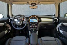 MINI Cooper 2014 interior