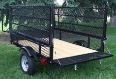 And as a Utility Trailer