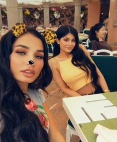Kylie Jenner and Pia Mia on We Heart It Estilo Kylie Jenner, Kylie Jenner Look, Kendall Jenner, Pia Mia, Kylie Snapchat, Adriana Lima Lingerie, Insta Pictures, Celebs, Celebrities