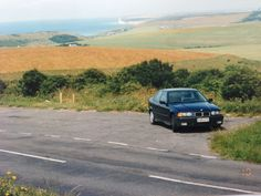 Make & Model: BMW 316i, Register: FAR-470, Purchased: 1991, Sold: 1993, Comments: My first BMW which we took to see Scotland and England amongst other trips.