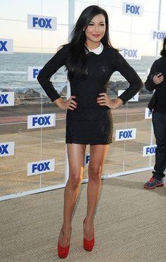 Naya Rivera Photos - Fox All-Star Party 2011 - Zimbio