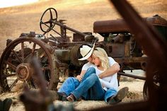 Country Couple #Hugs #Love #Countryboy #Countrygirl