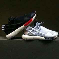 adidas Y-3 by Yohji Yamamoto Y-3 Boxing Classic II Polyvore