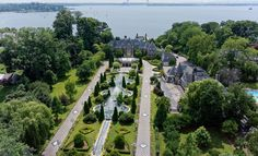 This luxury find in Great Neck, New York offers the best that a big pile of cash can offer – 13 bedrooms, 25 bathrooms and eight acres of waterfront perfection. It's not just one home. Not just two homes. But three palatial residences, plus a private casino. Ch-ching!