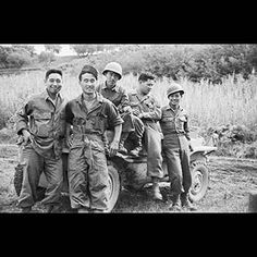 The Nisei Soldiers. Despite having their basic freedoms withheld, many Japanese Americans were drafted into the military to serve during World War II, some directly from American concentration camps. Nearly 5,000 Japanese Americans from Hawai'i and the mainland were placed together in segregated all-Japanese American units. They served their country in the 442nd Regimental Combat Team, the 100th Infantry Battalion, the 522nd Field Artillery Battalion, the Military Intelligence Service...