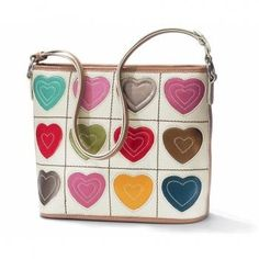 Art Heart Valentine Shoulderbag Shoulderbags at Brighton #Glimpse_by_TheFind