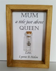 Personalised gifts for Mums, Mother's day gift ideas, quotes about mothers, mum quotes. Wall art gifts for moms. Gift for Mum, Mom, Mother, Mummy. Add names or your own message.