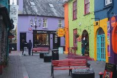 Kinsale Ireland.  We would have a place here if we won the lottery.  Come on lucky numbers.