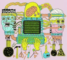 Josh Freydkis Illustration
