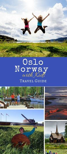 There has never been a better time to travel to Norway. Start planning your next family vacation with these fun things to do in Oslo with kids. #ad #visitnorwayusa