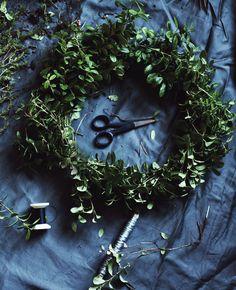 Christmas wreath | by Suvi sur le vif