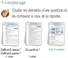 Rituels CM2 - Lecture, Vocabulaire et Compréhension - Cycle 3 ~ Orphéecole
