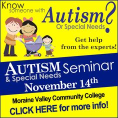 Autism & Special Needs Seminar - Family Time Magazine
