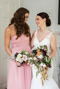 Wadsworth Homestead Wedding Flowers by Stacy K Floral   Captured by Lassara Photography   NY Wedding