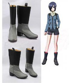 Tokyo Ghoul Touka Kirishima Cosplay Boots$49.99 - Cheap Touka Anime Cosplay Shoes