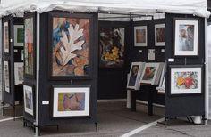 Art Fair Booth Walls | art shows
