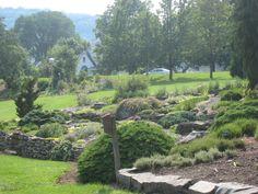 002 The Cutler Botanic Garden in Binghamton Botanical
