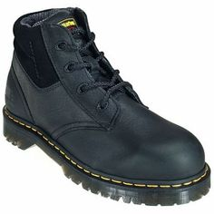 Doc Martens Men's R12230002 Industrial Icon Safety Toe Work Boots