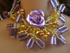 ooak necklace | Flickr - Photo Sharing!