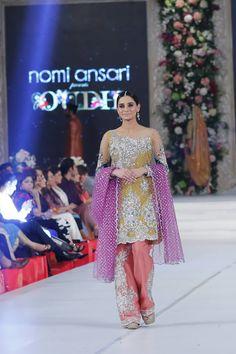 2015 Nomi Ansari Dresses Collection