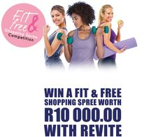 Win a shopping spree --- how awesome!