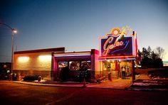 Diner an der Route 66 © Julia Schafhauser