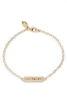 Anna Beck Mini Bar Line Bracelet available at #Nordstrom