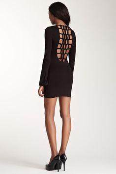 Sky Braided Back Dress. Want it.
