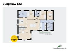 kleiner bungalow mit 70 m f r 2 personen bungalows pinterest kleiner bungalow 70er und. Black Bedroom Furniture Sets. Home Design Ideas