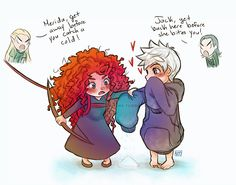 """Get away before she bites you!"" xDDDDDD Maybe it should have been Hawkeye instead of Legolas?"