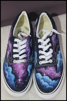 4bffaddc10527e galaxy hand painted shoes for sale galaxy shoes Vans