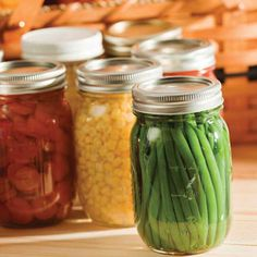 Guide to Canning Food