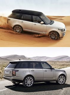 2013 Range Rover at werd.com