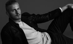Get the style from Alexander Ludwig Photoshoot for Justin Campbell men style fashion