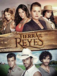 TIERRA DE REYES  (2014)  ANA LORENA SANCHEZ, AARON DIAZ,SCARLET GRUBER, CHRISTIAN DE LA CAMPA, KIMBERLY DOS RAMOS and GONZALO GARCIA VIVANCO.