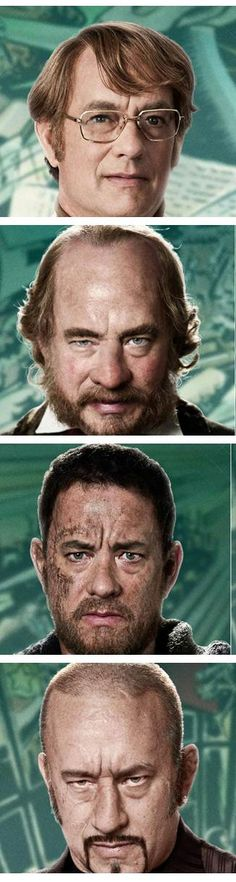 Cloud Atlas Tom Hanks