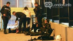 Explosion in northern part of London. A man has died. Five police officers injured. - golondon.info