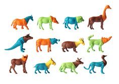 Hybrid animals by Aline Houdé-Diebolt, via Behance