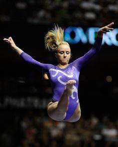 Nastia Liukin Olympic gymnast Olympian women's gymnastics grace form #KyFun m.40.5 moved from Nastia Liukin board