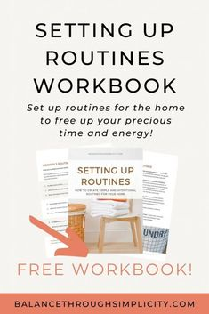 This completely FREE download will help you create simple, easy routines to keep your home clean, tidy and clutter-free with minimal effort.Setting up routines to manage your home and stay on top of the chores can save you lots of time and energy.Doing things regularly, little and often, will keep the clutter and mess away and your home won't really get the chance to get that dirty! #routines #toolkits #workbook Self Care Bullet Journal, Holistic Wellness, Take Care Of Yourself, Self Improvement, Clutter, Self Help, Personal Development, Effort, Singers