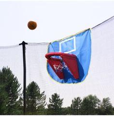 Skywalker Trampolines Basketball Hoop and Ball - Dick's Sporting Goods